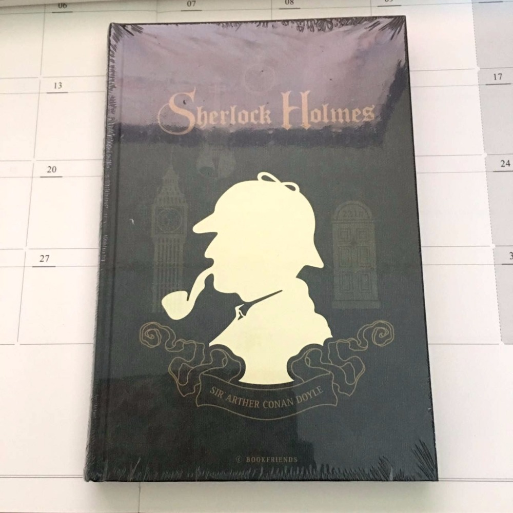 Vintage hardcover Story theme cool fashion diary book 13*19cm line+plaid sheets Kroean stationery gift free shipping edmond de goncourt hokusai