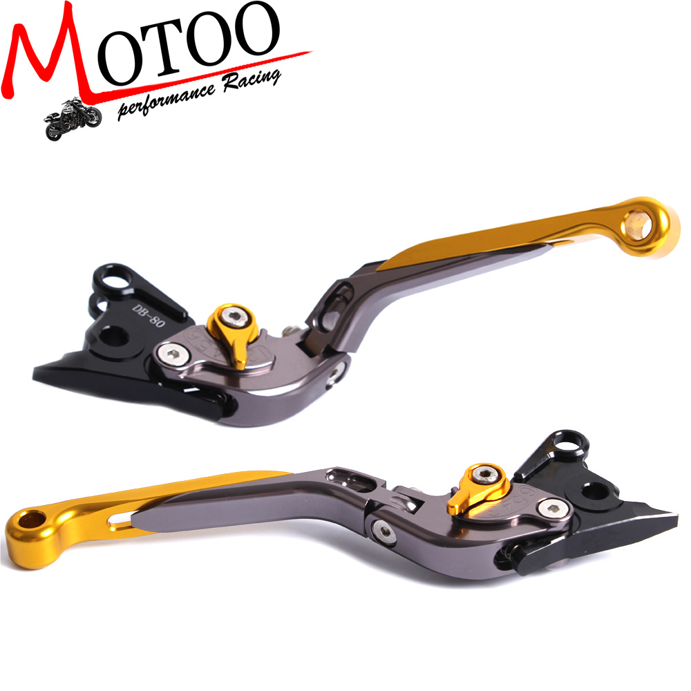 DB-80 DC-80 Adjustable CNC 3D Extendable Folding Brake Clutch Levers For APRILIA CAPANORD1200/Rally DORSODURO 1200 billet alu folding adjustable brake clutch levers for motoguzzi griso 850 breva 1100 norge 1200 06 2013 07 08 1200 sport stelvio