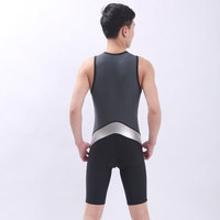 Men Women S Ironman Triathlon Padded Tri Suit Bike Bicycle Cycling One Piece Men Sleeveless Summer