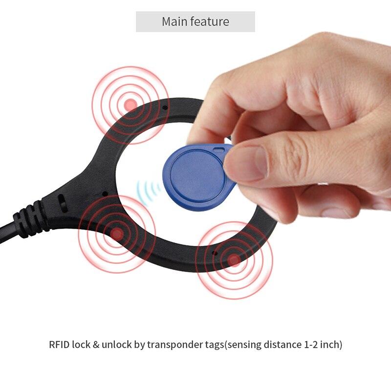Transponder immobilayzerin təkanlama düyməsinə ilə təchiz - Avtomobil elektronikası - Fotoqrafiya 2