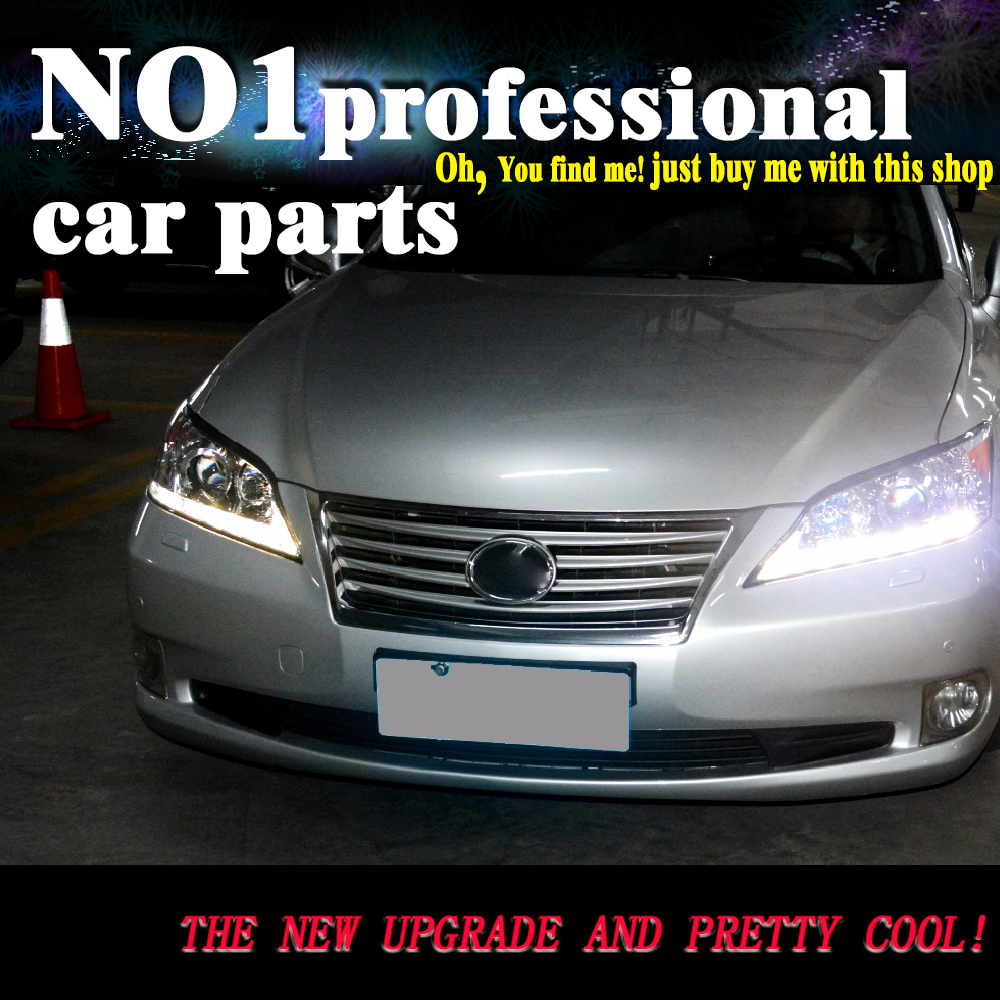 car accessories Free shipping auto head lamp For <font><b>Lexus</b></font> ES <font><b>250</b></font> for ES 300 For ES 350 Led headlight 2008 2009 <font><b>2010</b></font> 2011 2012 2013 image