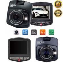 2017 Видеорегистраторы для автомобилей Камера новые мини GT300 Dashcam 1080 P Full HD видео регистратор парковка Регистраторы g-сенсор автомобилей автомобиля камера