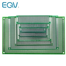 9x15 8x12 7x9 6x8 5x7 4x6 3x7 2x8 cm Double Side Prototype Diy Universal Printed Circuit PCB Board Protoboard Voor Arduino(China)