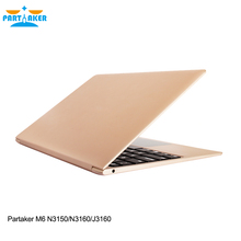 Partaker M6 11.6 Inch N3150 N3160 J3160 Laptop Computer with 4G RAM 64G SSD(China (Mainland))