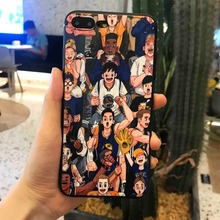 Warriors fans  Phone Cases Cover for iphone X XR XS MAX 6 6s 7 8 Plus TPU Coque For 8Plus 5SE