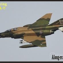 Freewing электрический rc jet F-4C/D самолет 90 мм EDF самолет F-4 Phantom II 6s 8s PNP выдвижной самолет/радиоуправляемая модель для хобби