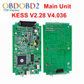 Main Unit KESS V2.28 KESS V2 OBD2 Manager Tuning Kit HW V4.036 No Tokens Limited Kess 2 Master Version ECU Programmer