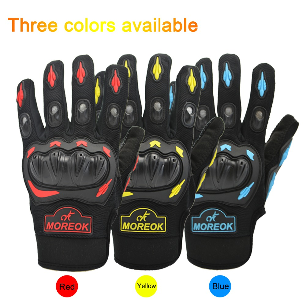 New arrival outdoor sports equipment motorcycle long gloves