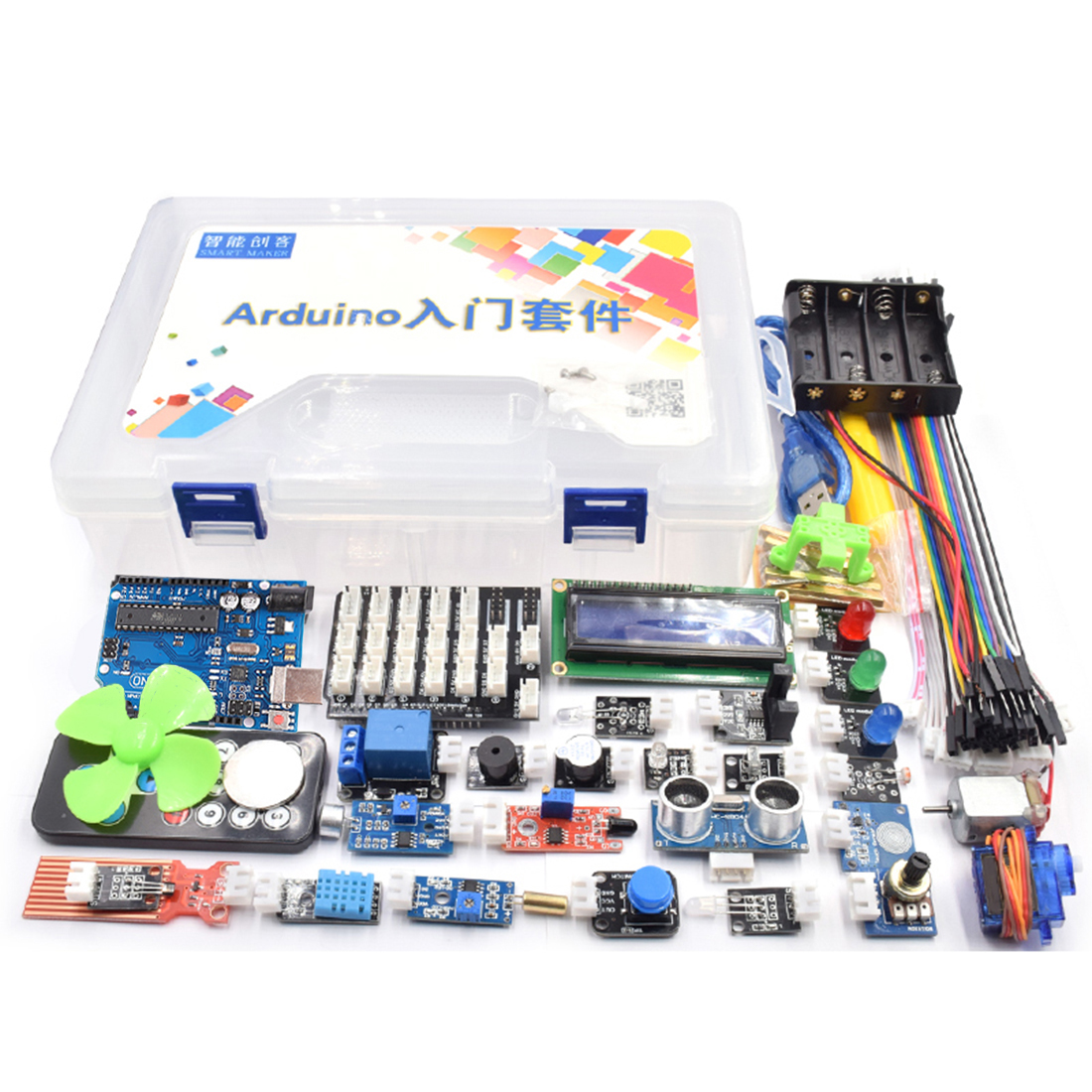 MODIKER Mixly Graphical Programming Learning Singlechip Development Board Kit For Arduino Programmable Toys Accessories