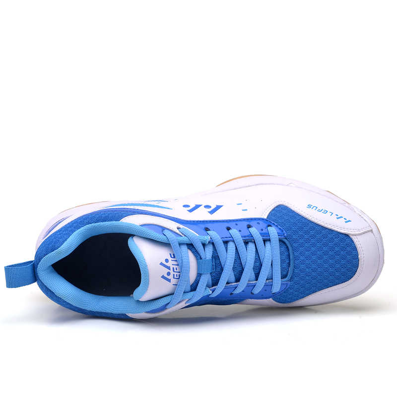 Men Badminton Shoes High Quality EVA Muscle Anti-Slippery Training Professional Sneakers Women Sport Badminton Shoes Plus