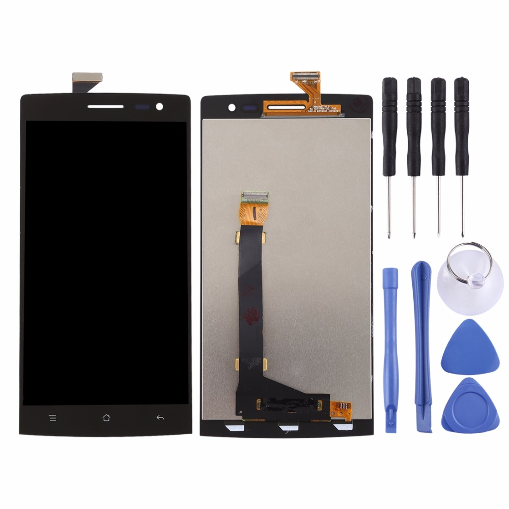 LCD Screen and Digitizer Full Assembly (Six lines) for OPPO Find 7 / X9077LCD Screen and Digitizer Full Assembly (Six lines) for OPPO Find 7 / X9077