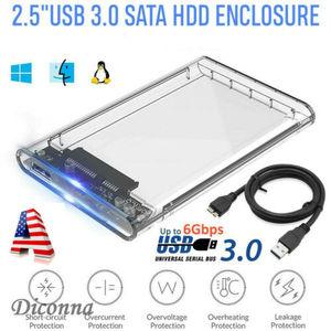 UASP Hard Drive USB 3.0 SATA E