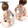 Bondage Sex Toys Erotic Necklace Binding Arm Fetish Adult Games For Couples Flirt Sex Toys Sets For Women