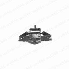 1632400318 автомобильная коробка передач резиновая коробка передач поддержка клея подходит для W163 ML280 ML320mer ced es-be nzML350 резиновый подшипник