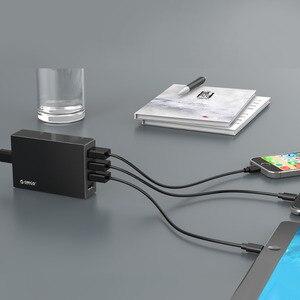 Image 5 - ORICO chargeur USB universel téléphone portable chargeur de bureau 5V6.8A 34W chargeur mural chargeur de voyage pour téléphone tablette