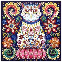 5D DIY специальный бриллиант картина мультфильм животное вышивка крестиком Мозаика живопись настенные поделки наборы домашний Декор подарок
