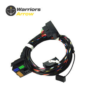 Harness-Cable Bluetooth-Module RNS510 1K8035730D VW Car-Radio Direct-Plug Wireless