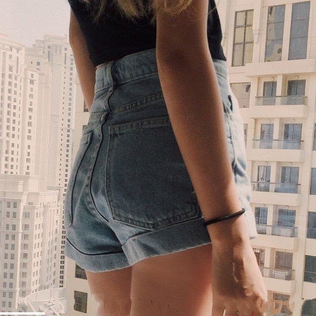 Sexy Denim Summer Shorts