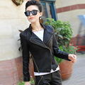 2017 autumn and winter leather clothing plus 4XL women leather jacket high quality leather coats outerwear Black casual jackets