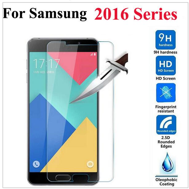 ON SALE! new design For Samsung Galaxy S3 4 5 6 7 A3 A5 A7 J1 J2 J3 J5 J7 MINI Screen Protector Glass Film G530 High Quality