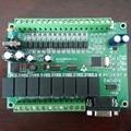 Plc Programmable Logic Controller Single Board PLC 20MR FX2N-2AD 12 input 8 output 0 ~ 10V
