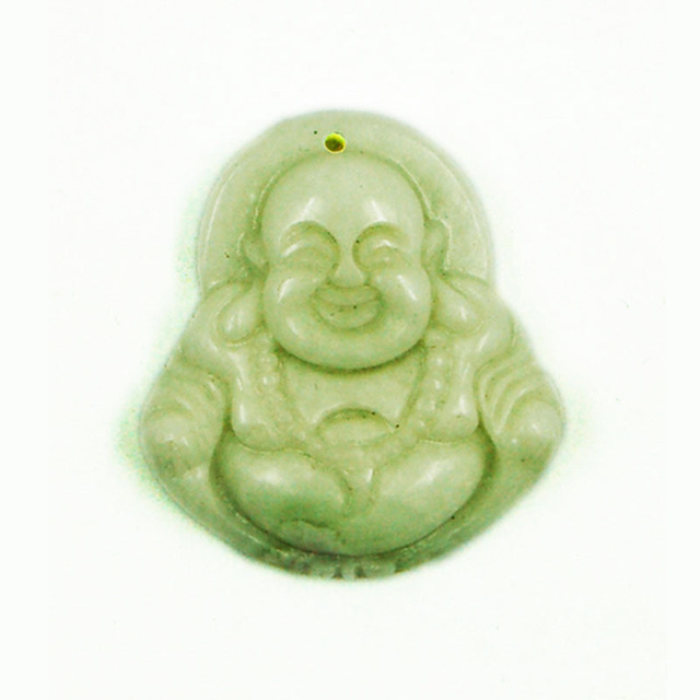 Free Shipping! Supernova sale Lantian Jade stone Buddha  religious jewelry pendant (retail or wholesale)