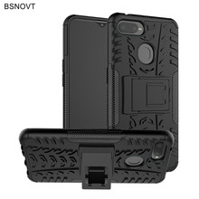 For OPPO F9 Case Cover Pro Silicone Shockproof Anti-knock Phone Funda BSNOVT