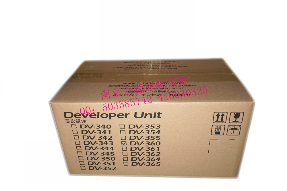 New Original Kyocera 302J293010 DV-360(E) for:FS-4020DN new original kyocera fuser 302j193050 fk 350 e for fs 3920dn 4020dn 3040mfp 3140mfp