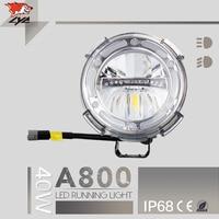 LYC Brand Low High Beam Light 12v Led Lights Daytime Running 7 Inches Led Headlight
