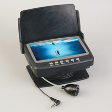 Sales promotion 7HBS-DVR Fish Finder Video Underwater Fishing Camera Monitor Night Vision 15m fast shipping