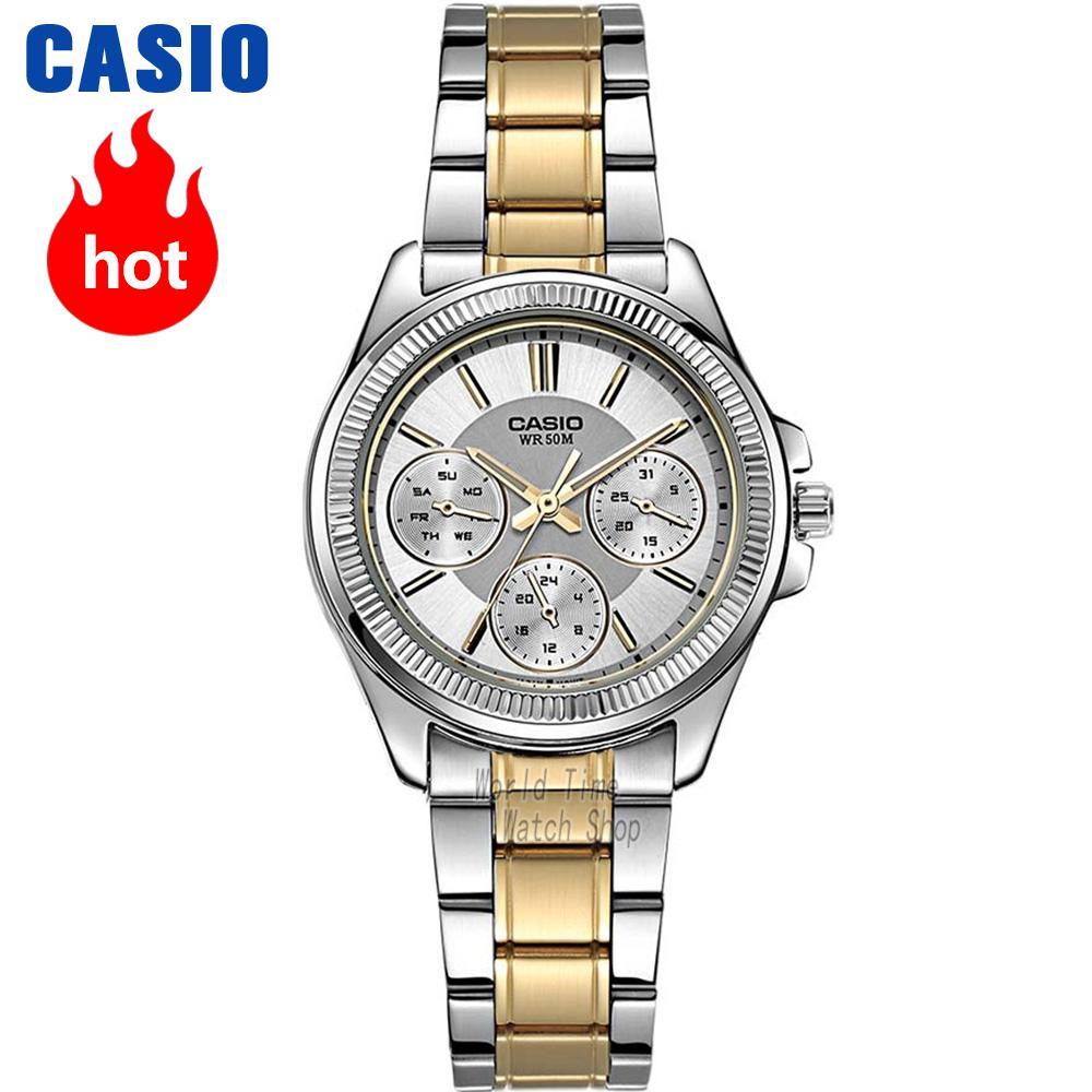 Casio watch Fashion casual quartz watch LTP-2088RG-7A LTP-2088D-7A LTP-2088G-9A LTP-2088D-1A LTP-2088L-7A casio watch fashion diamond waterproof quartz watch shn 3013d 7a shn 3013l 7a shn 3012gl 7a