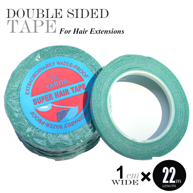 1pc 1cm22yard blue lace front super double sided adhesives tape 1pc 1cm22yard blue lace front super double sided adhesives tape for hair extensionslace wig tapelace front tapetape hair in adhesives from hair pmusecretfo Gallery