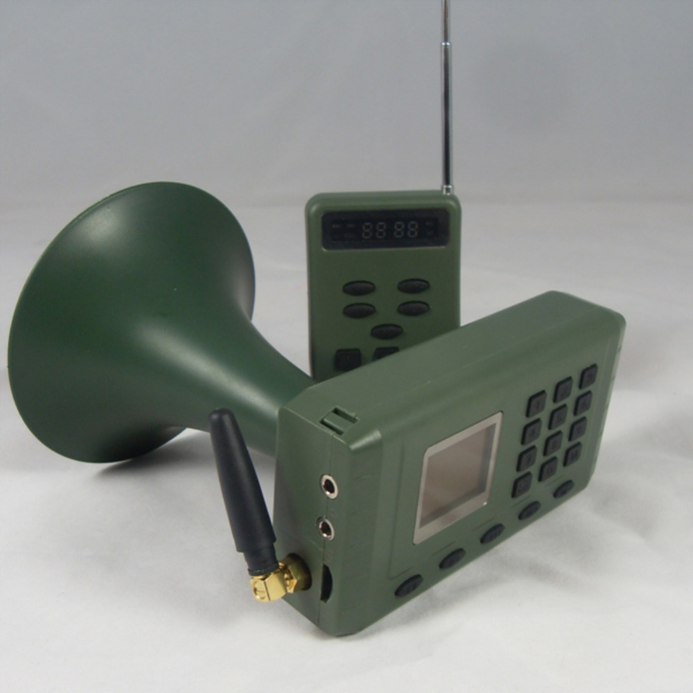 CP-380 Birds Loudspeak Hunting Speaker Outdoor 110 Sounds W//Rechargeble Battery