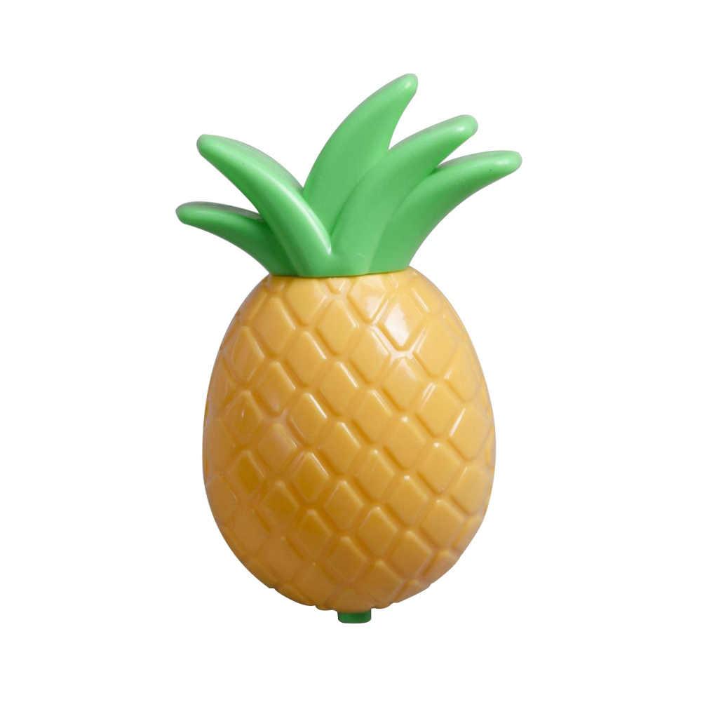 1 шт. прекрасный ананас энергосберегающий датчик света автоматический светодиодный ночник прикроватный Декор
