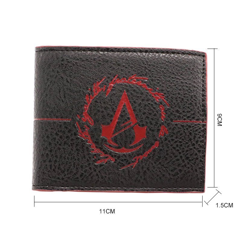 Assassin's Creed Short wallet (12)