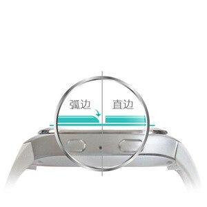 Image 3 - 2pcs עבור Xiaomi Huami Amazfit סף/סף לייט מזג זכוכית מסך מגן עבור Amazfit GTR 47mm 42mm מגן סרט משמר