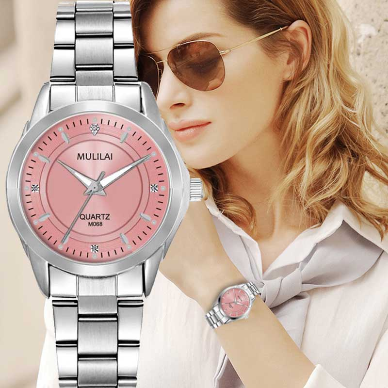 Brand watch women fashion Luxury watch Stainless Steel Quality Ladies Quartz Watches Women Rhinestone Watch's Reloj Mujer fashion luxury guou watch women watch reloj mujer stainless steel quality diamond ladies quartz watch women rhinestone watches