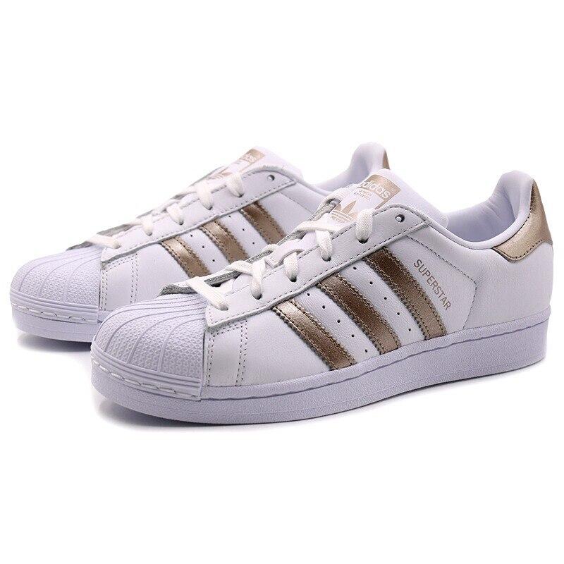 finest selection d2b48 dae90 Novedad Original 2018 Adidas Originals Superstar zapatillas de skate para  mujer en Zapatos de skate de Deportes y ocio en AliExpress.com   Alibaba  Group