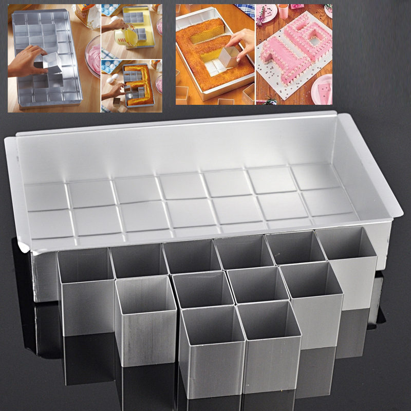 Online Buy Wholesale Letter Cake Pans From China Letter