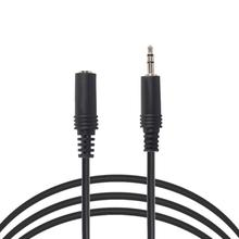ALLOYSEED 0.5M/1M/2M/3M 3.5mm Audio Extension Cable Male To Female Aux Cable Stereo Headphone Adapter For Cellphone Pc Mp3/4 DVD 3 5mm extension audio cable male to female aux cable headphone cable 3 5 mm extension cable for iphone 6s mp3 mp4 player 1m 2m
