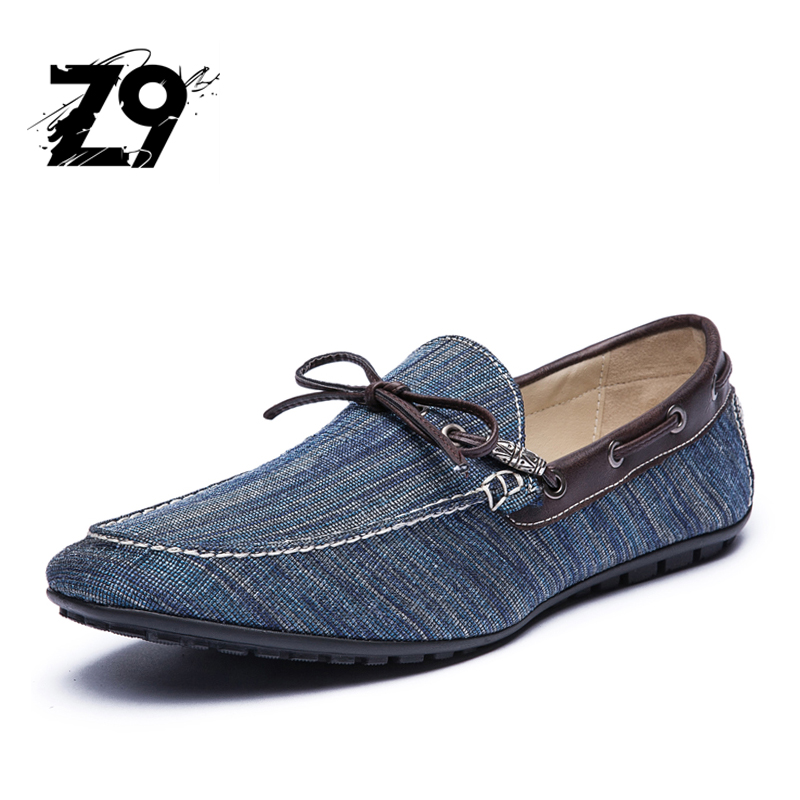 цены Top Jeans boat shoes fashion moccasin style oxford flats printed denim comfortable summer handmade quality designer shoes