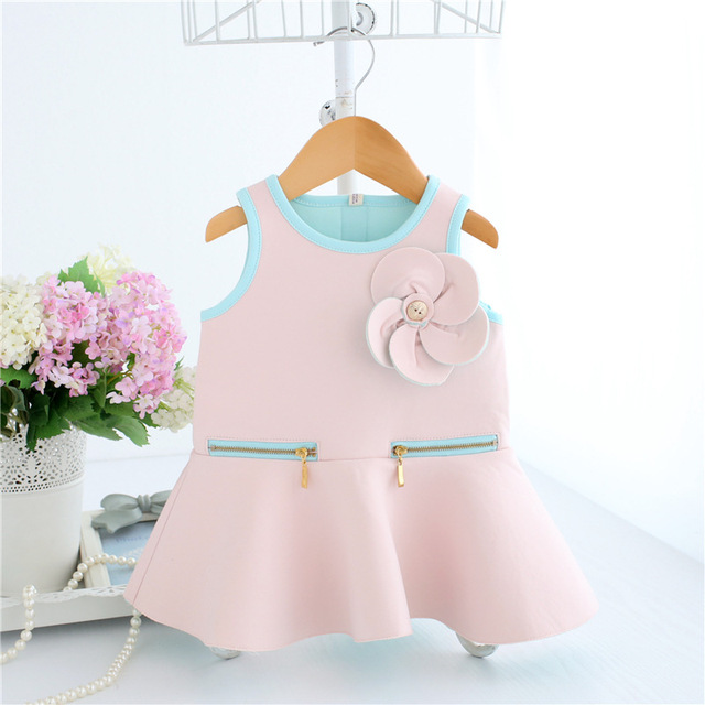 סיטונאי 5 יח'\חבילה אפליקציות שמלת חג המולד תינוק & סתיו בגדי תינוקות בנות פרח הטבלה שמלת יום הולדת לילדים מסיבה 0-2 T