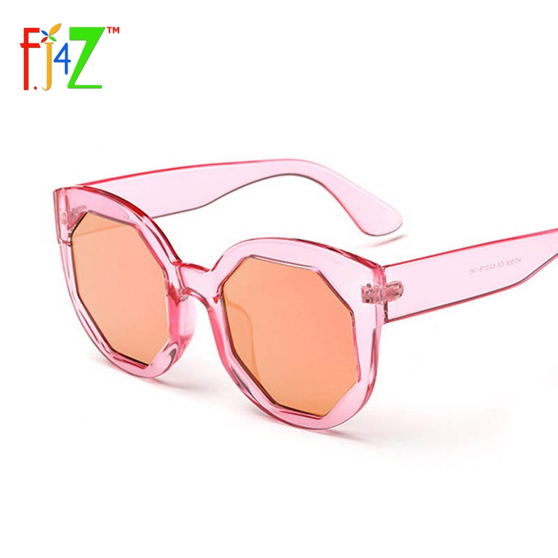 Fashion Women Cat Eye Sunglasses Classic Brand Designer Plastic Frame Oversize Summer Goggle Shades gafas de sol