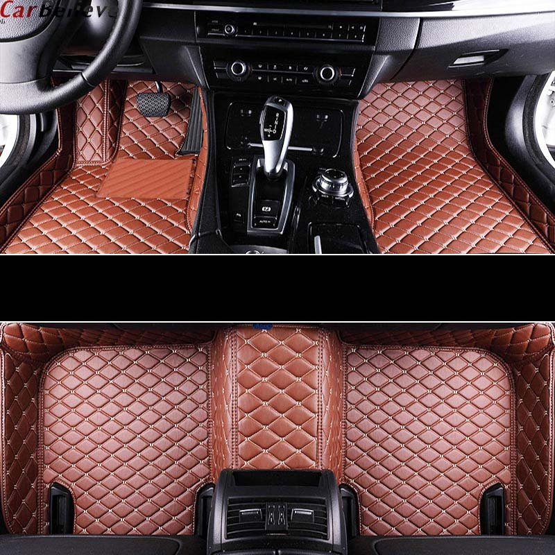 Car Believe car floor mat For ford fusion explorer fiesta mk7 transit custom s max focus 2006 kuga edge accessories carpet rugs