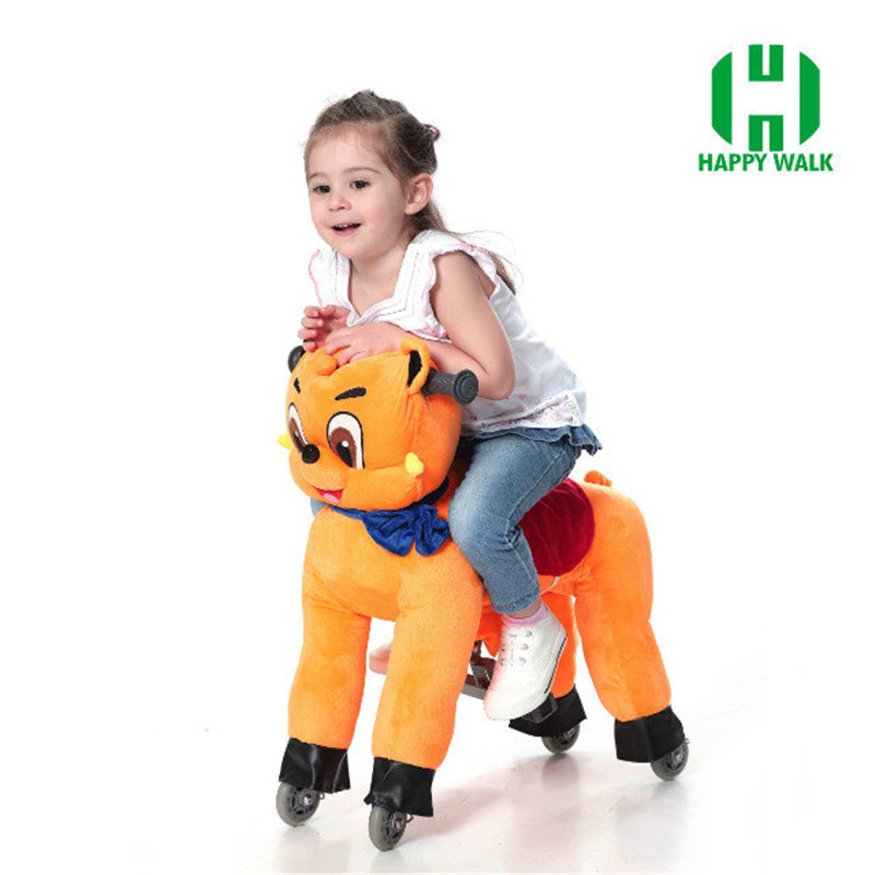 HI New deisgn riding horse walking toys, learning walk toys, wall - Deportes y aire libre - foto 4