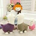 Бог зверь альпака трава грязи лошадь овец плюшевые игрушки куклы giftSmall Игрушки Kawaii