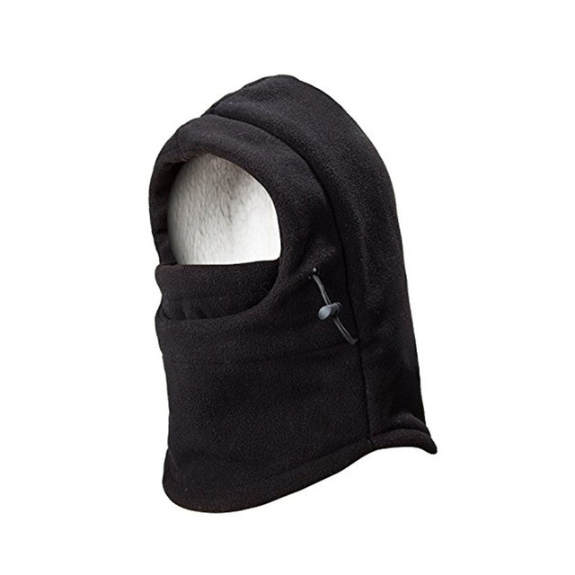 Kids Balaclava hat winter boys girls warm beanies skull cap Fleece  windproof Face mask for children 6193c6b0cd6