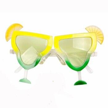 c0b3203b70 Gafas de sol de decoración de fiesta de playa hawaianas para decoración de  boda, gafas