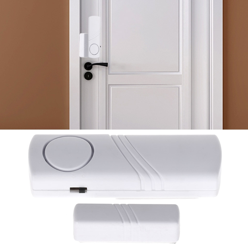 New Longer Door Window Wireless Burglar Alarm System Safety Security Device Home Drop Shipping Support