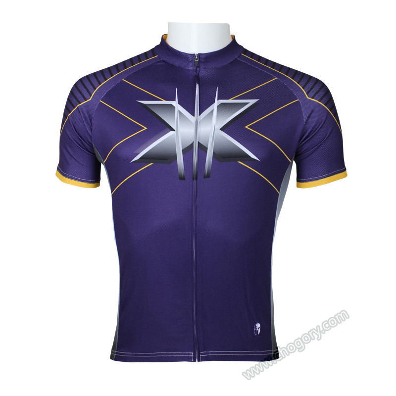 Hig Quality Superman Cycling Jersey X Men bicycle Clothes Bike ... 3683355e4